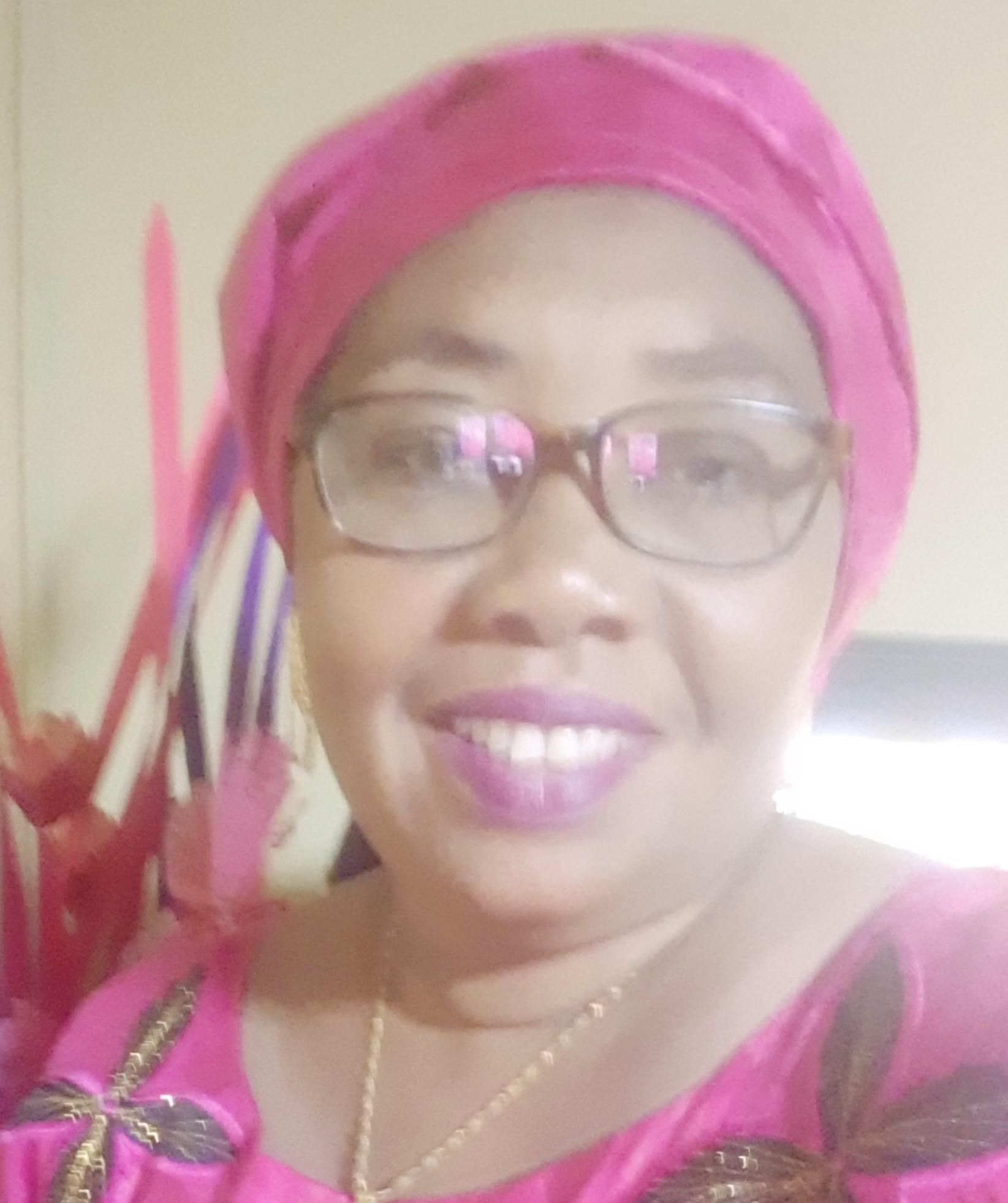 Anna Mbenga-Cham